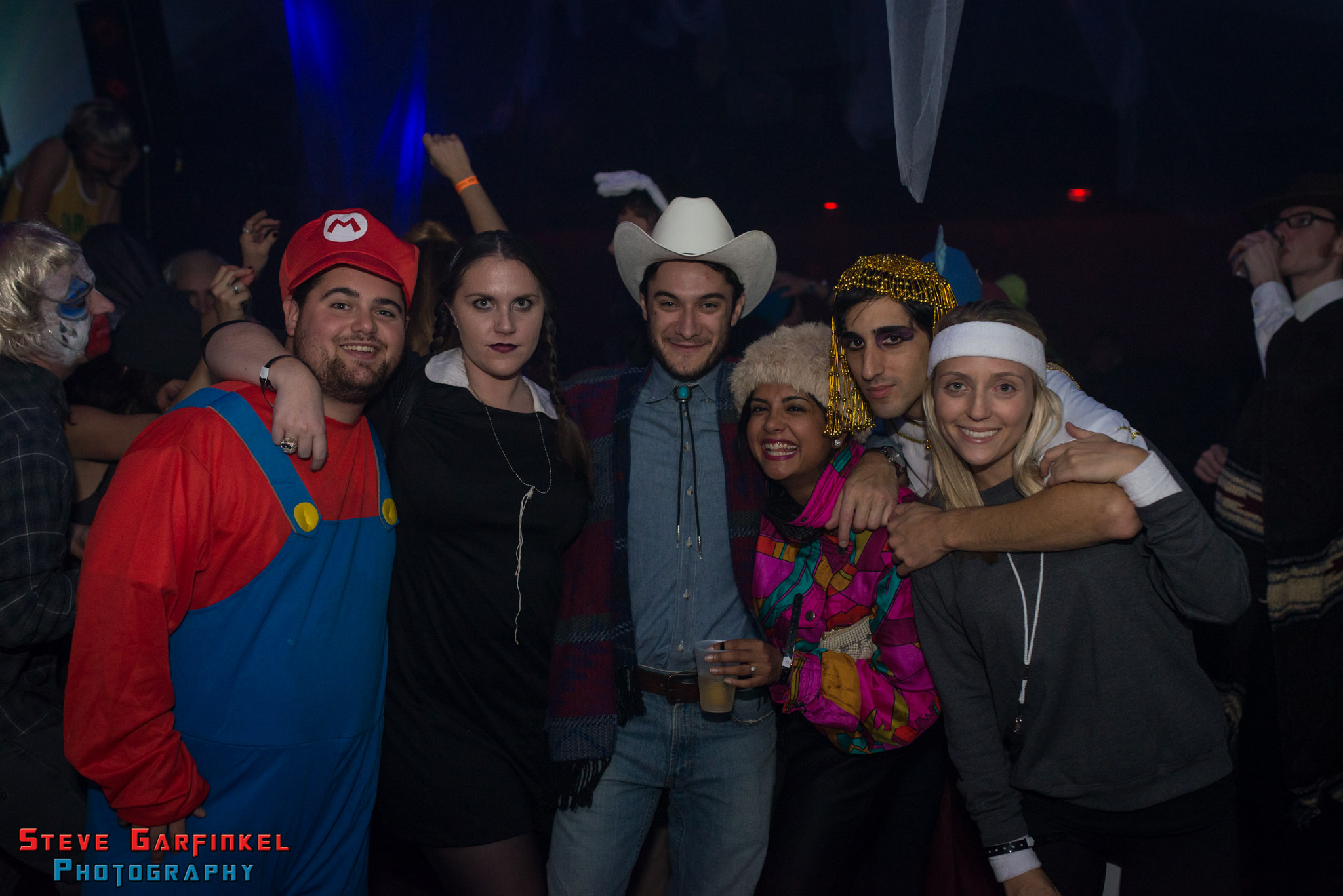 Halloween Night in Philly at Voyeur Nightclub, Rumor and Ladder ...