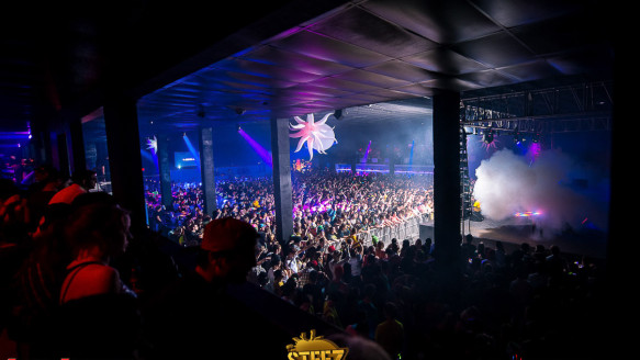 Steez Promo Presents MEGA with Flux Pavilion, Doctor P, Funt Case, Cookie Monsta & More
