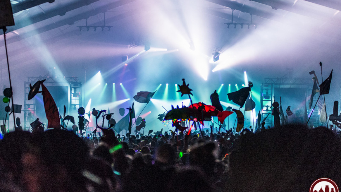 Camp Bisco Music Festival 2013 – Day 2