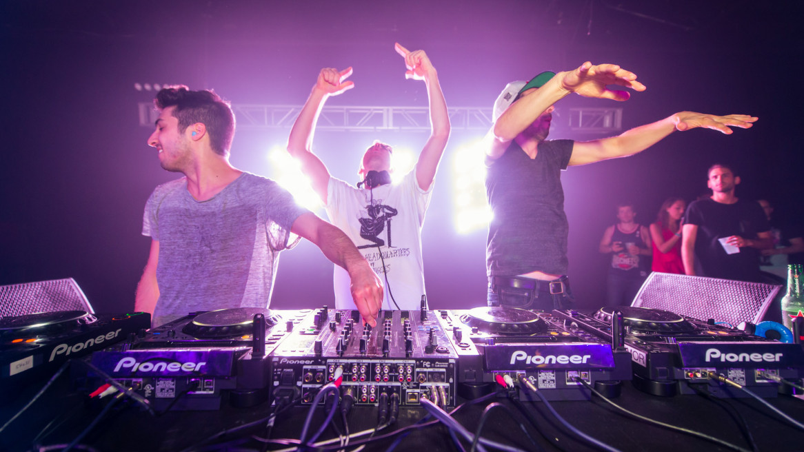 Cash Cash at Soundgarden Hall