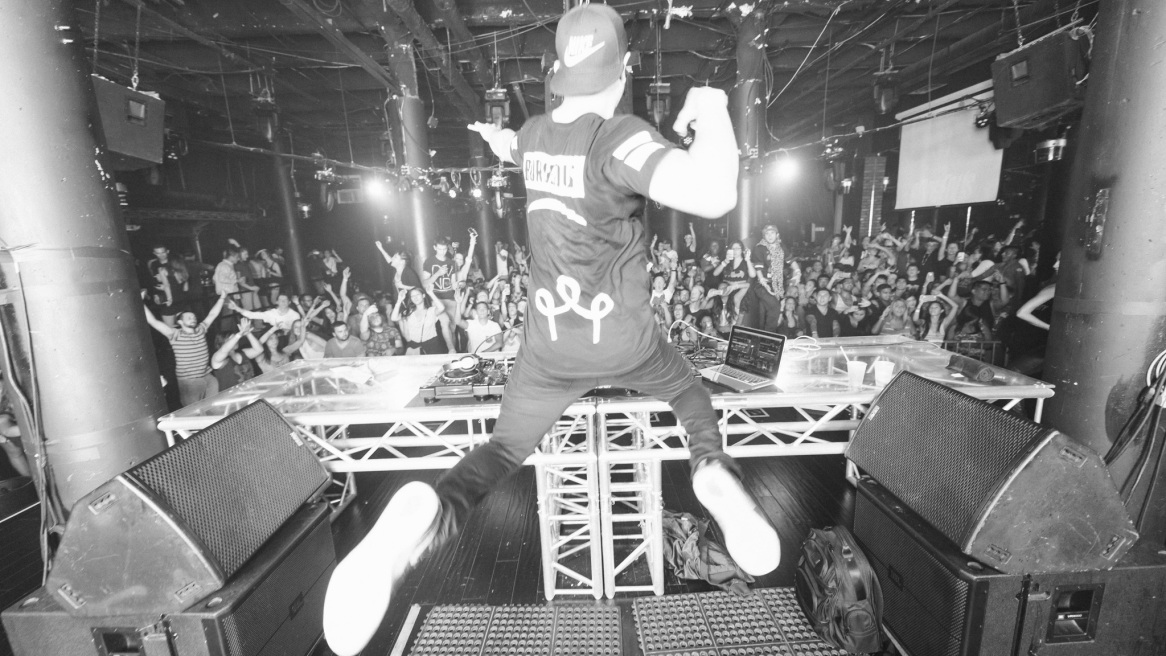 Borgeous at Soundgarden Hall