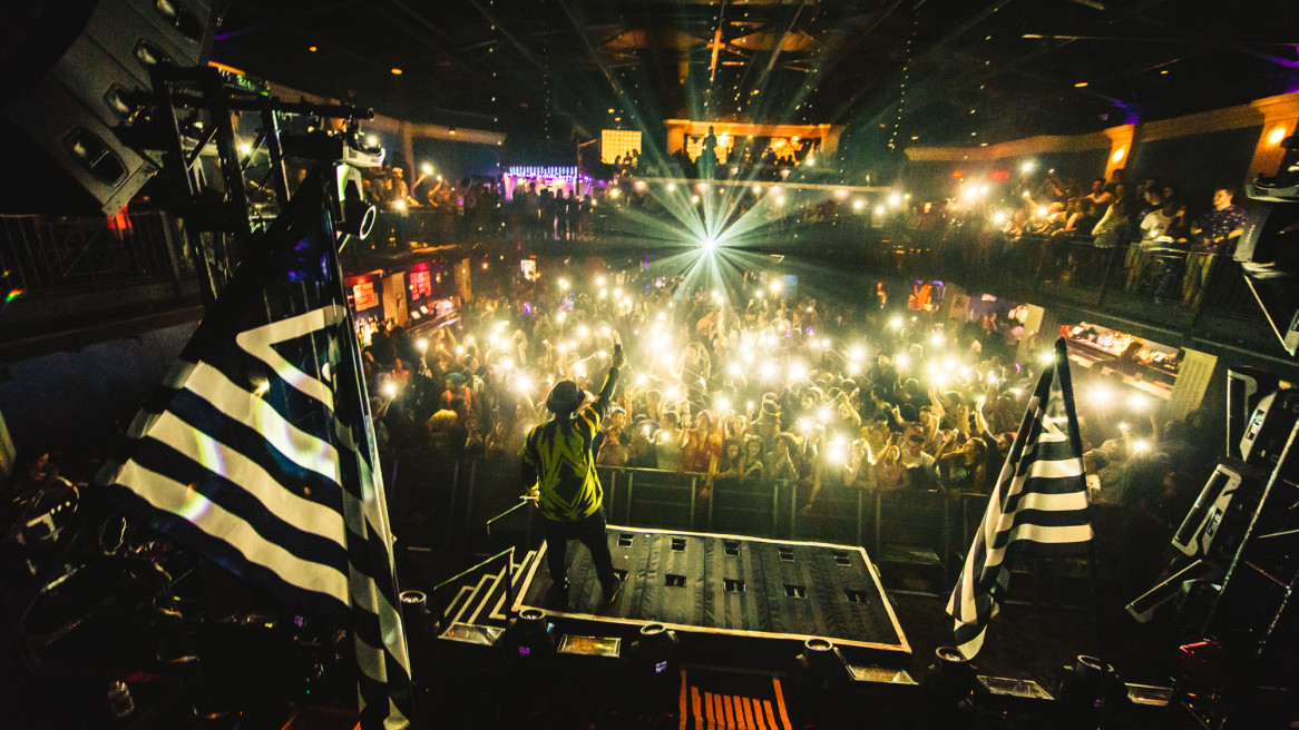Flosstradamus at the 9:30 Club – Night 2
